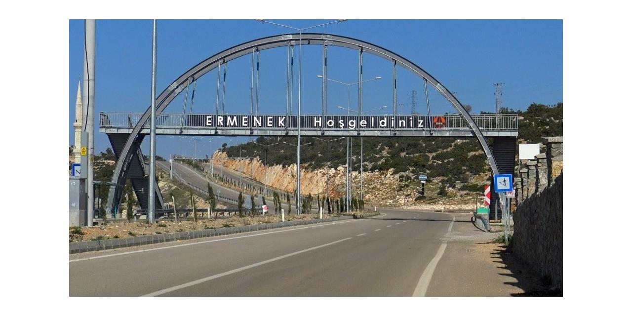 Ermenek ilçesinde 9 mahalle bir köy ve bir apartmanda uygulanan karantina kaldırıldı