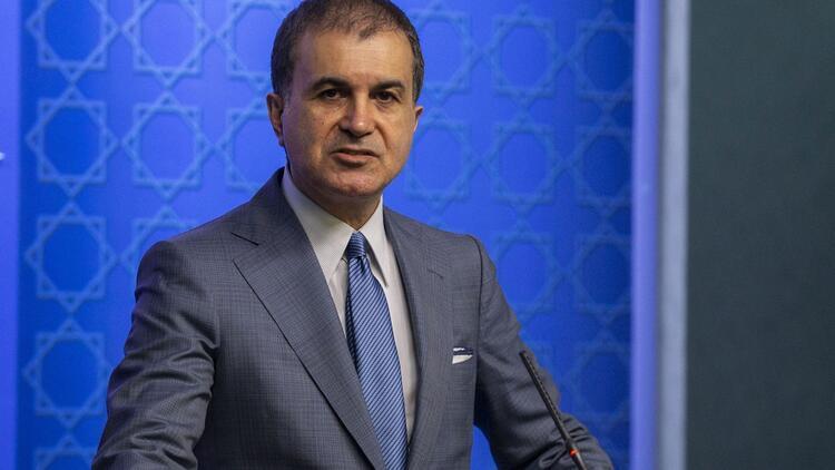 """Alçak yazıya AK Parti sözcüsü Çelik'ten çok sert tepki: """"Tarihleri boyunca ne yaptılarsa şimdi de aynısını yapıyorlar"""""""