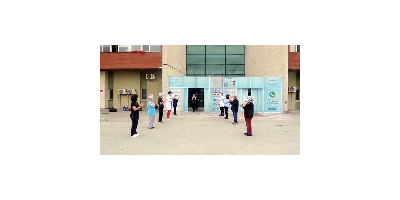 Bolu'daki pandemi hastanesinde son hastalar taburcu oldu