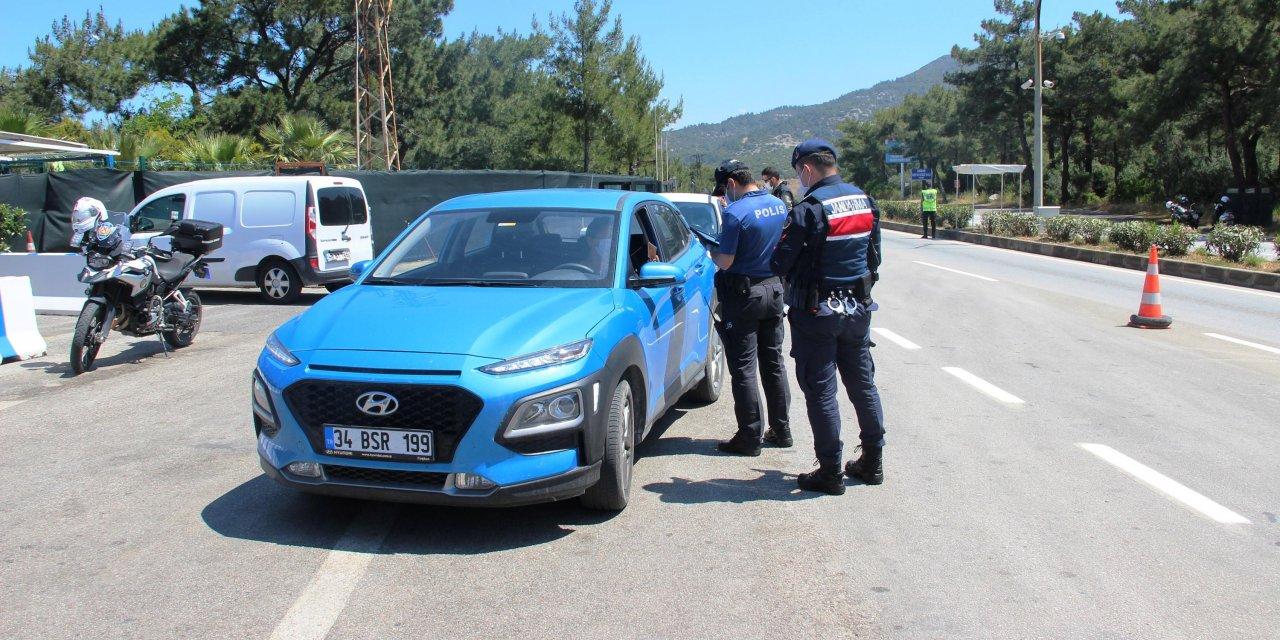 Yasak kalktı, yazlıkçılar Bodrum'a koştu