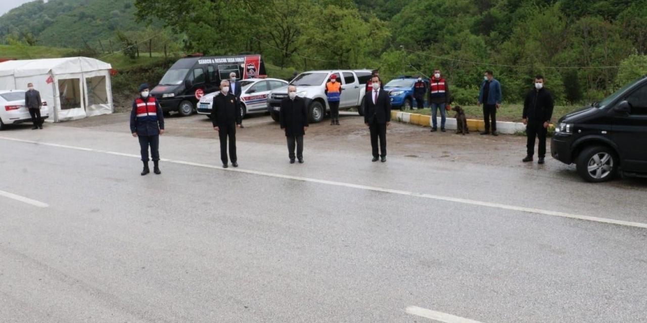 Denetleme ekibine Vali Dağlı'dan ziyaret