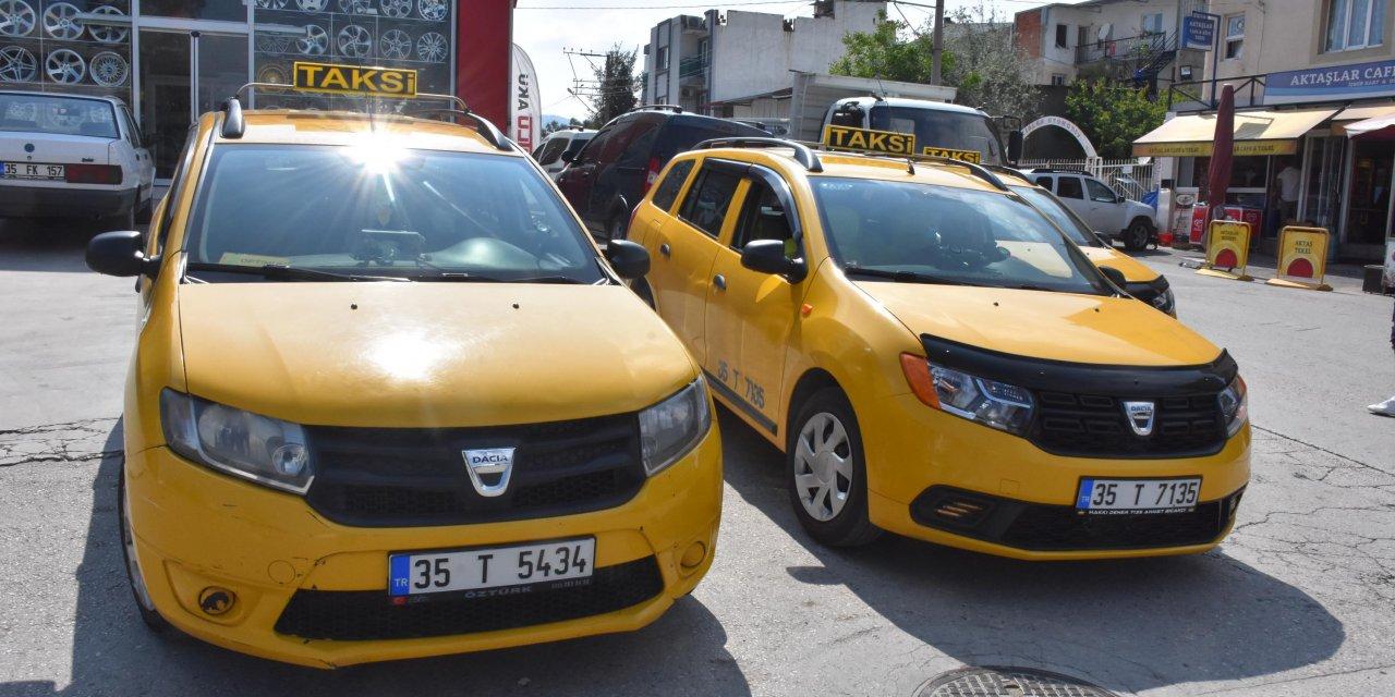 İzmirli taksiciler yeni karardan memnun