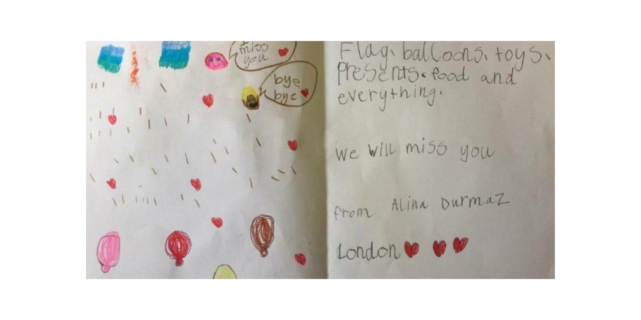 Kütahya'da yurtta karantinada kalanlar duygularını mektuplara aktardı