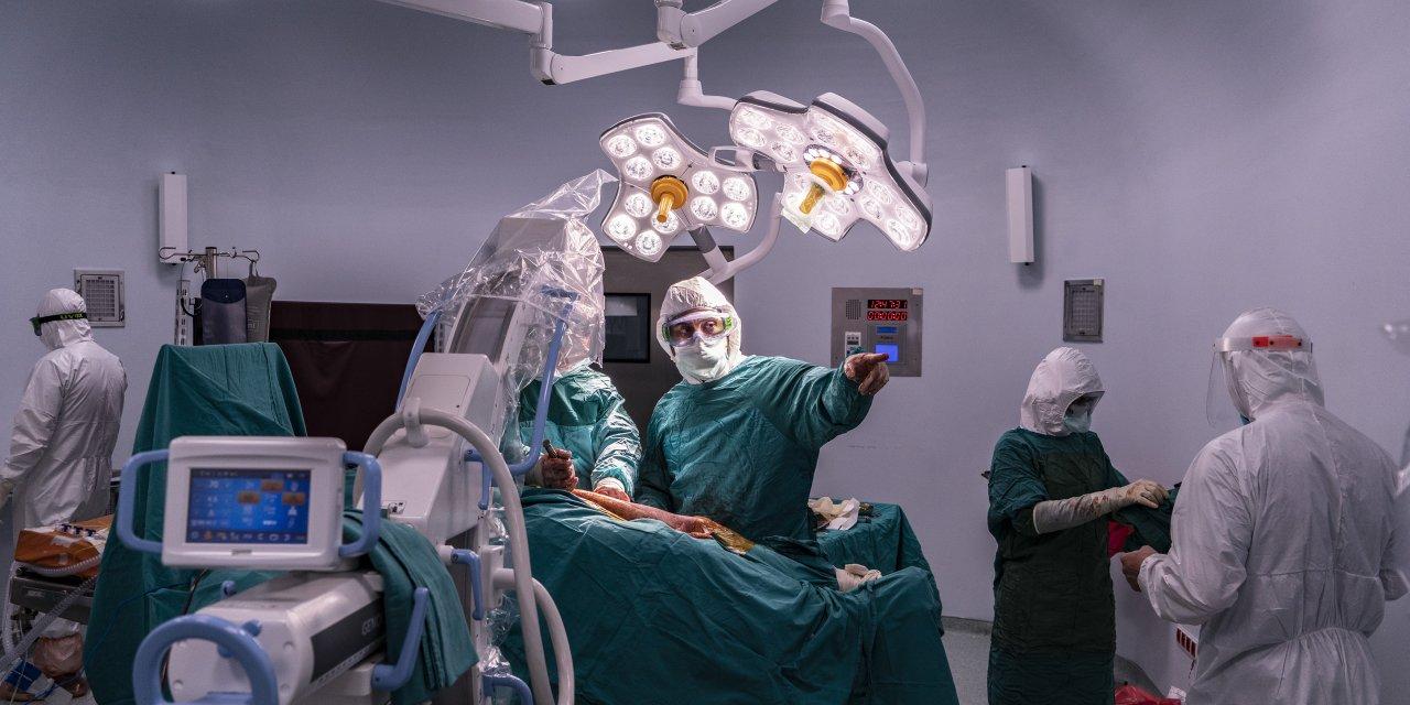 Salgınla mücadelede hastanelerin en güçlü silahı: Negatif basınçlı odalar
