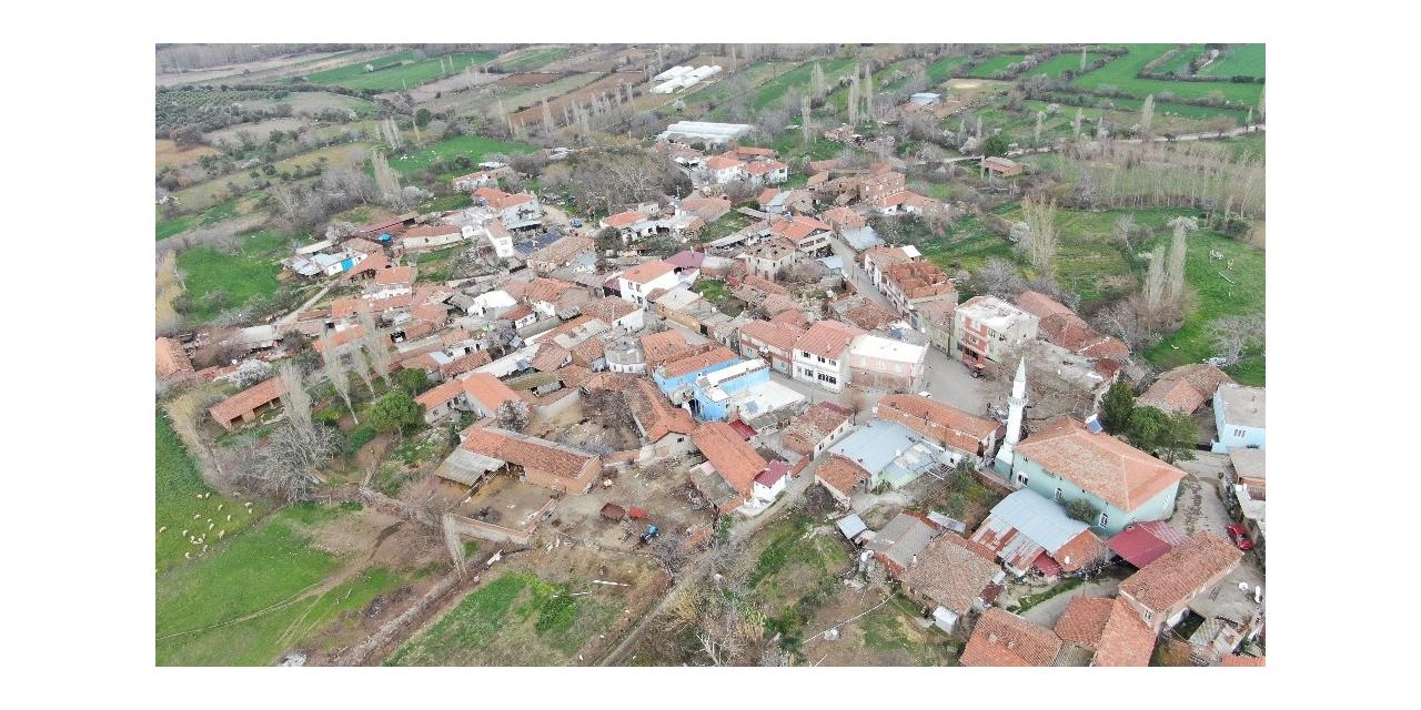 Venedik gibi köy