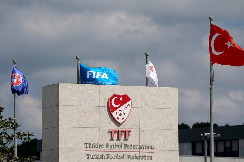 TFF Yönetim Kurulu ligler için toplandı