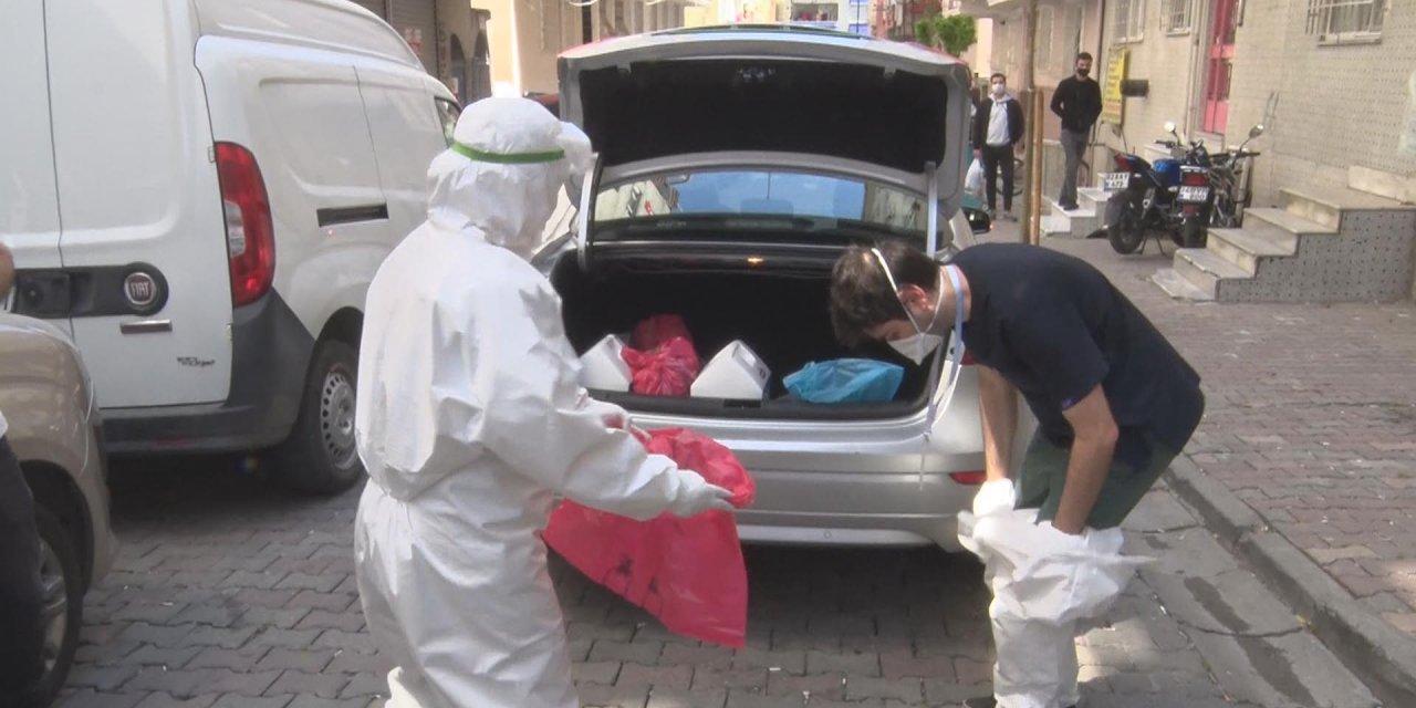 Polis merkezlerinde koronavirüs önlemleri böyle alınıyor
