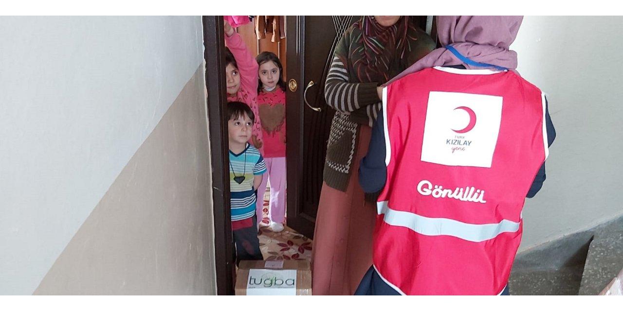 Sivas'ta Vefa Sosyal Destek Grupları'nın 'ramazan' hizmeti