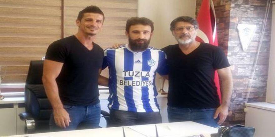 Berat Ali Genç Tuzlaspor'da
