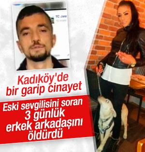 Üç Günlük erkek arkadaşını öldürdü
