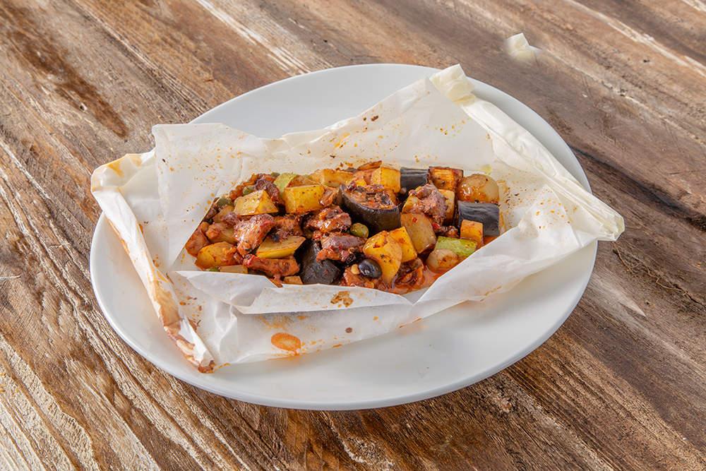 Gelinim Mutfakta Tavuklu Kağıt Kebabı nasıl yapılır? Malzemeleri neler?