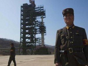 Kuzey Kore Uydu Fırlatmaya Hazır