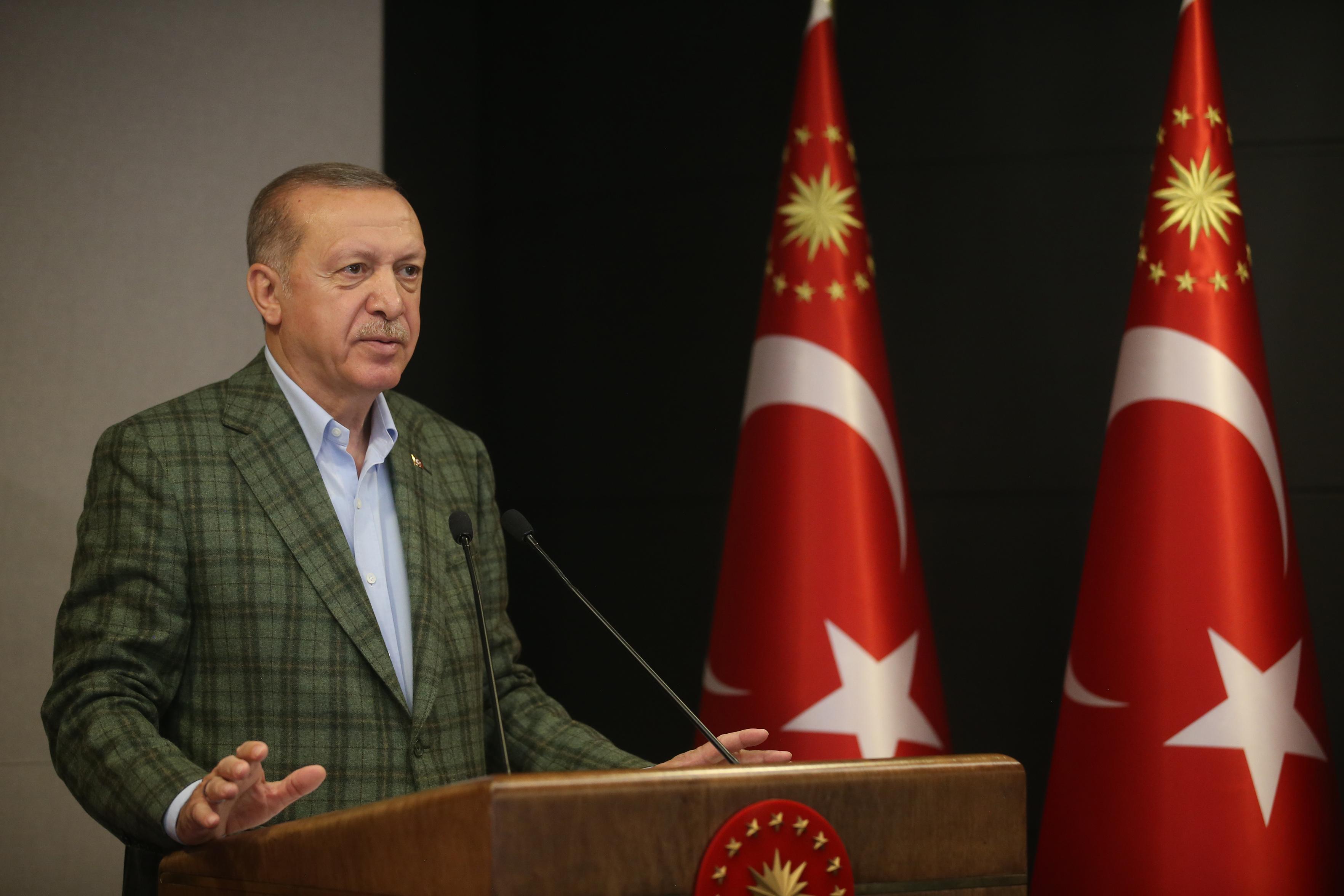 Cumhurbaşkanı Erdoğan devreye aldı! Ilısu Barajı elektrik üretmeye başladı