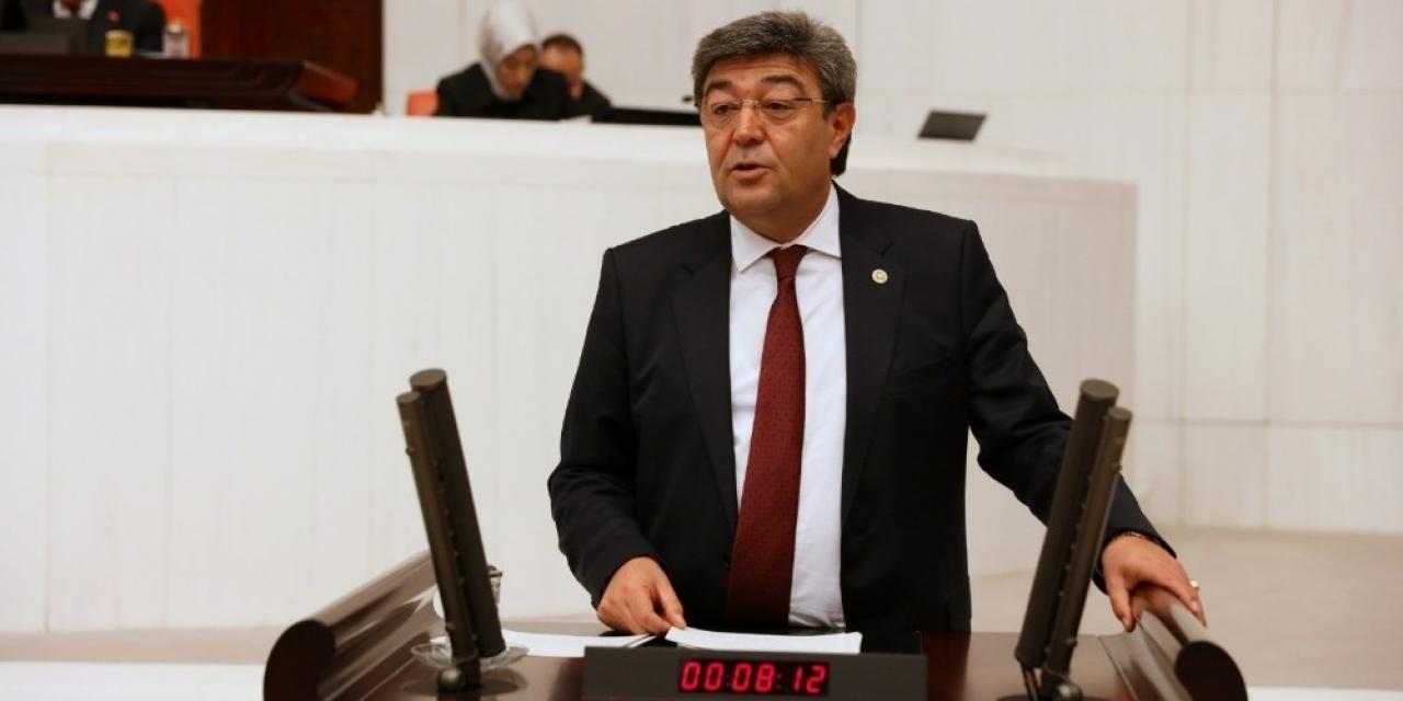 """İYİ Parti Kayseri Milletvekili Ataş: """"Kayseri'de birçok şey doğru gitmiyor"""""""