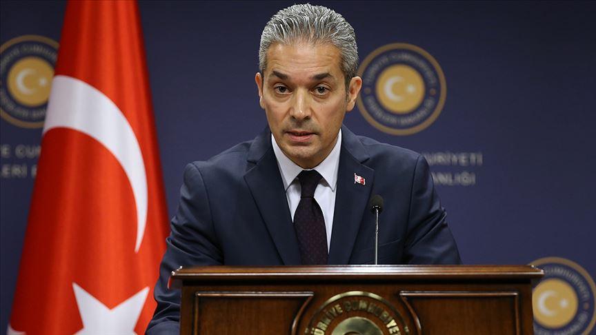 Avrupa Birliği'nin sığınmacılarla ilgili skandal açıklaması sonrası Türkiye resti çekti