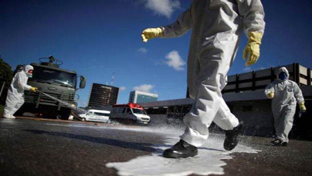 Dünya Sağlık Örgütü, koronavirüs salgınının yeni merkez üssünü açıkladı