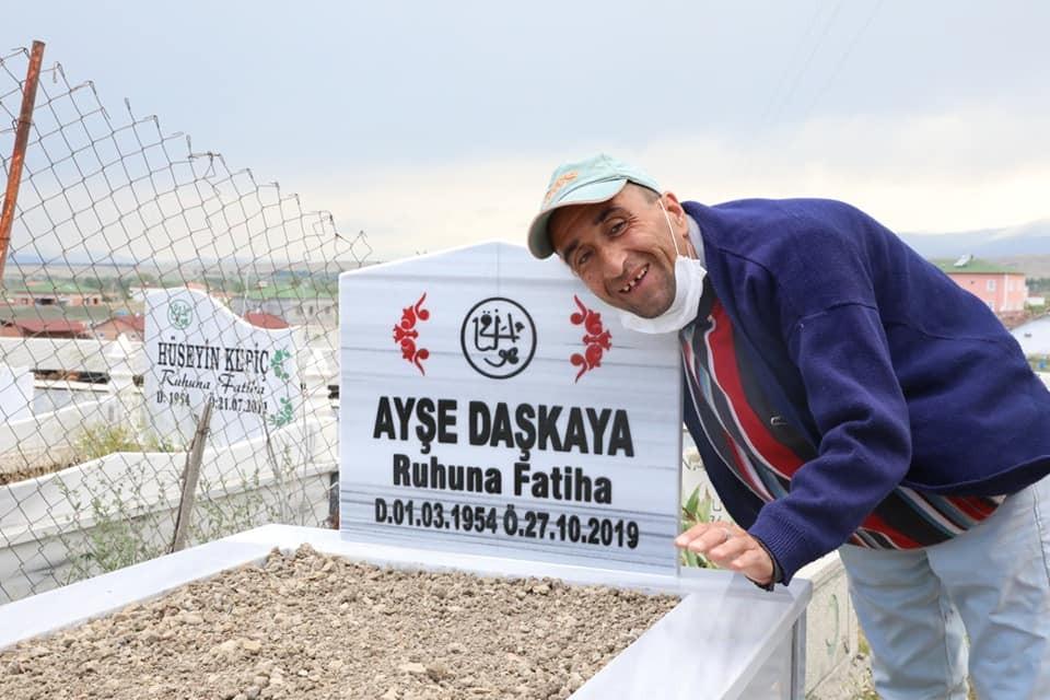 Amasya'da engelli gencin gözyaşı sevince dönüştü