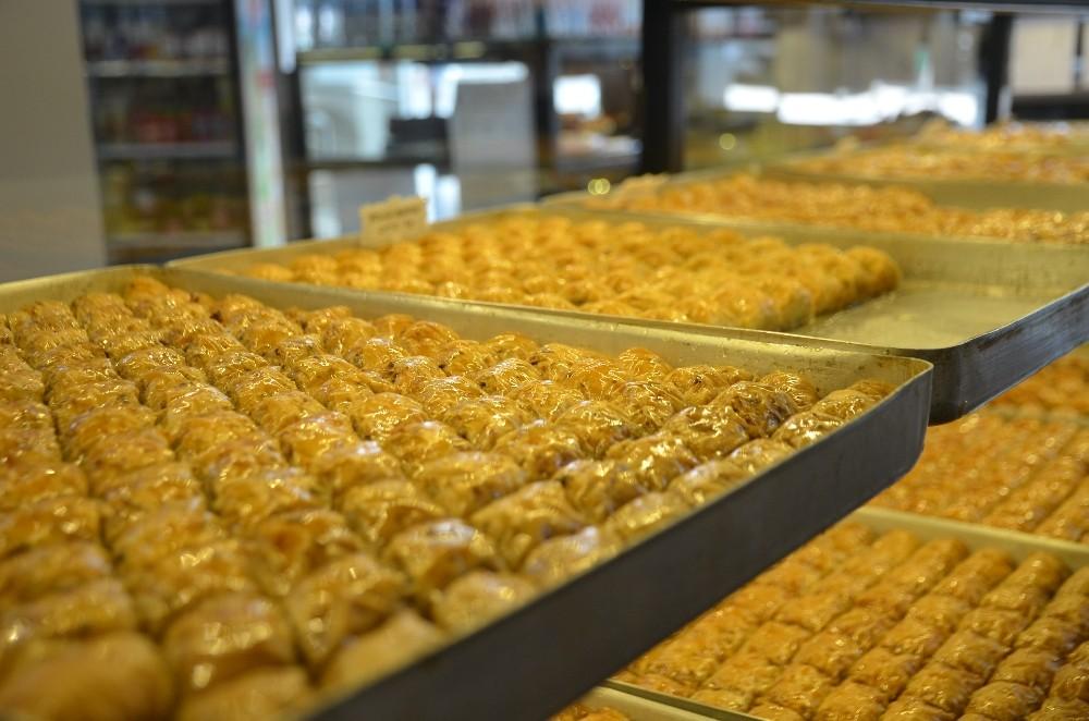 Baklava ve şeker sektöründe yüzde 70 düşüş