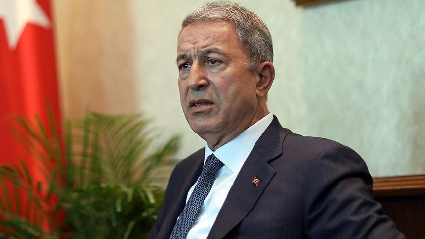 Bakan Akar, 1 Ocak'tan bu yana kaç teröristin etkisiz hale getirildiğini açıkladı