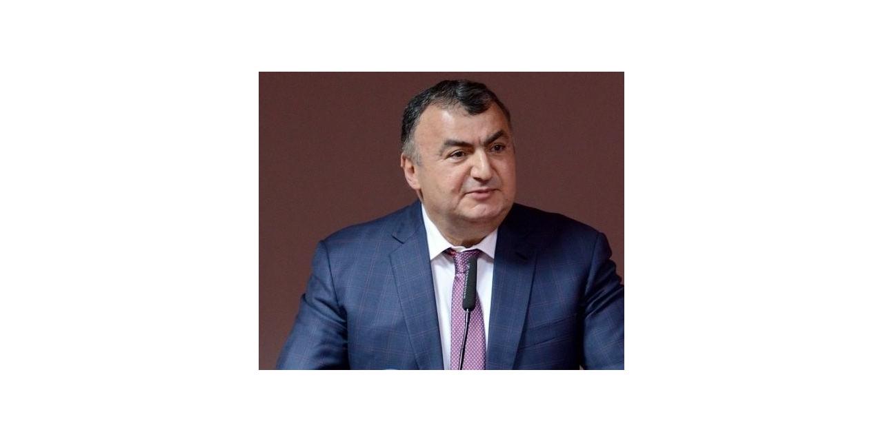 Başkan Kassanov'dan bayram mesajı