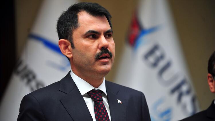 Bakan Kurum duyurdu: Antalya'da 413 imara aykırı yapı yıkılacak