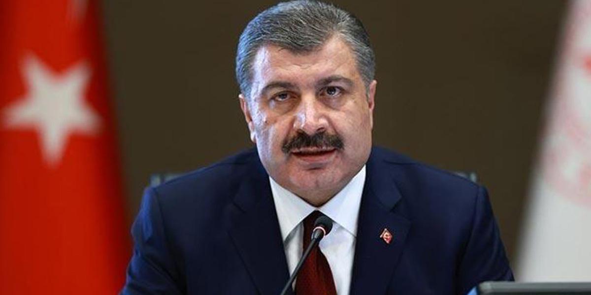 """Sağlık Bakanı Fahrettin Koca'dan kritik koronavirüs açıklaması: """"İkinci dönemdeyiz"""""""