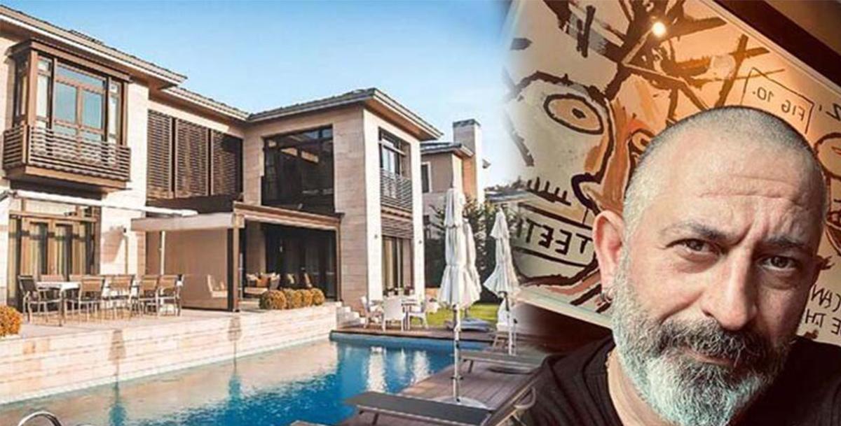 Cem Yılmaz lüks villasını satışa çıkardı! Fiyatı ise dudak uçuklattı