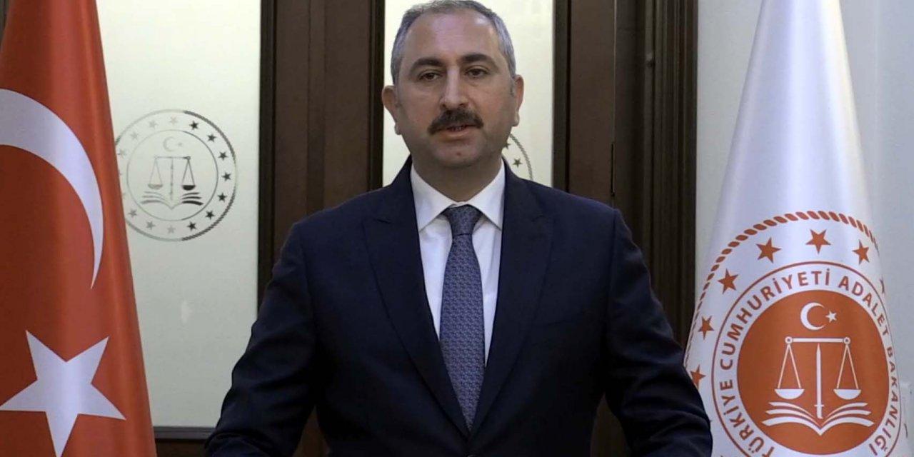 Bakan Gül: Cezaevlerindekapalı görüşler, 1 Haziran'da başlayacak