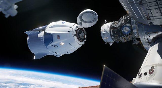 NASA canlı yayınladı! Crew Dragon'la ilk insanlı uçuş denemesi gerçekleşti
