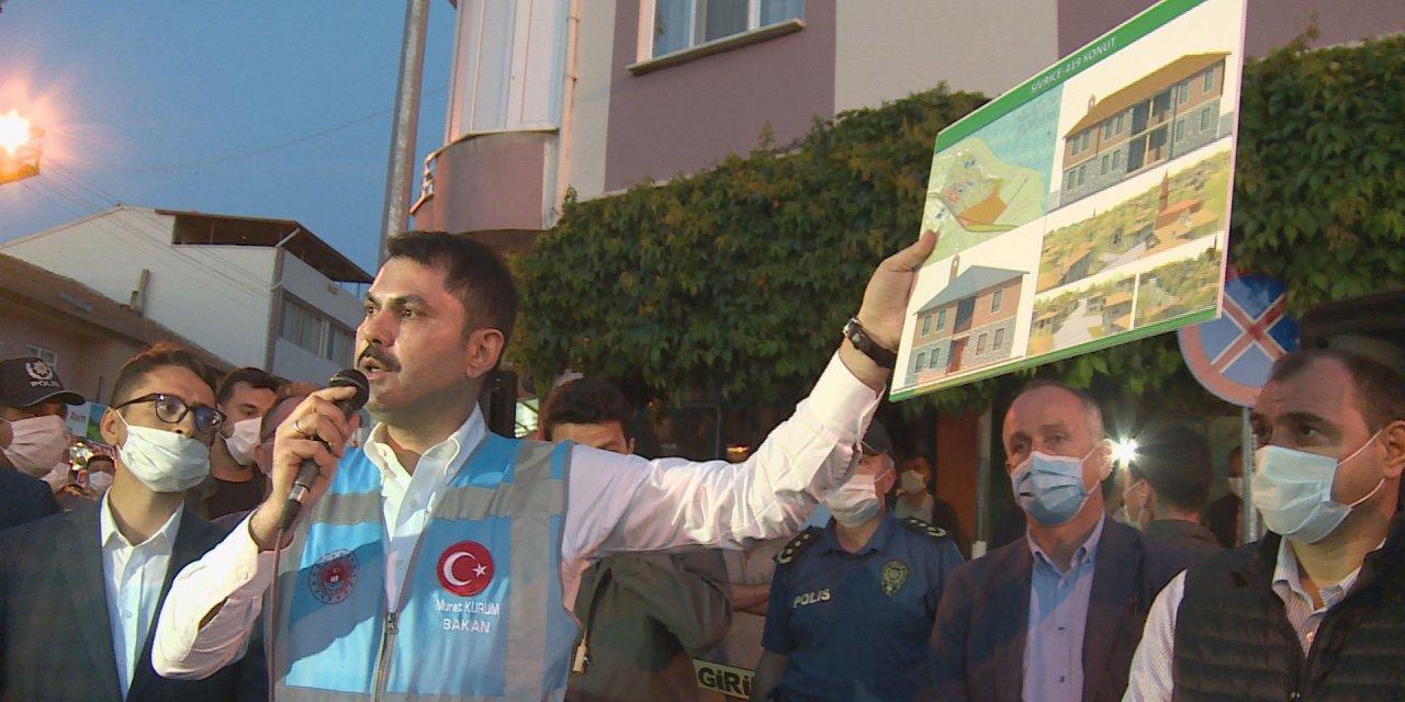 Bakan Kurum: Elazığ'da 19 bin 300 bağımsız konut için çalışmaları başlattık (3)