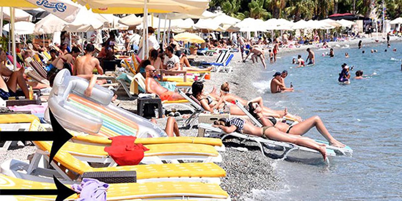 Tatil yerlerine korona zammı! Bodrum'daki otel ve sezlong fiyatları dudak uçuklattı