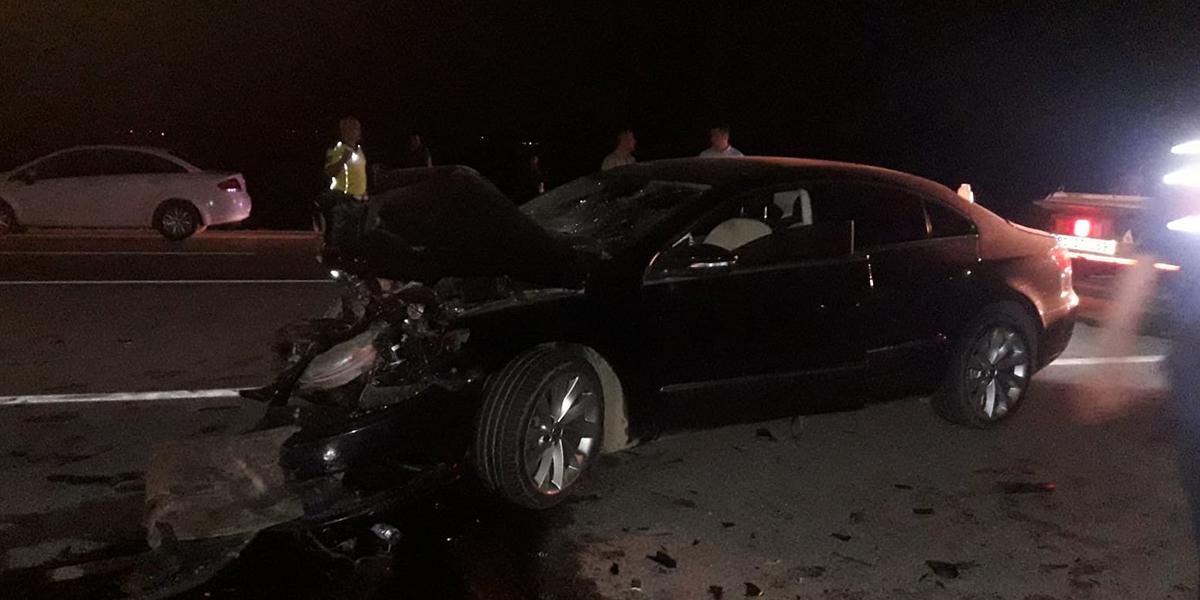 Otomobil ile traktör çarpıştı: 10 yaralı