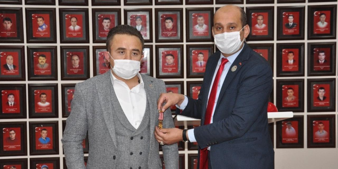 10 yıllık hukuk mücadelesinin ardından 'Gazilik' unvanına kavuştu