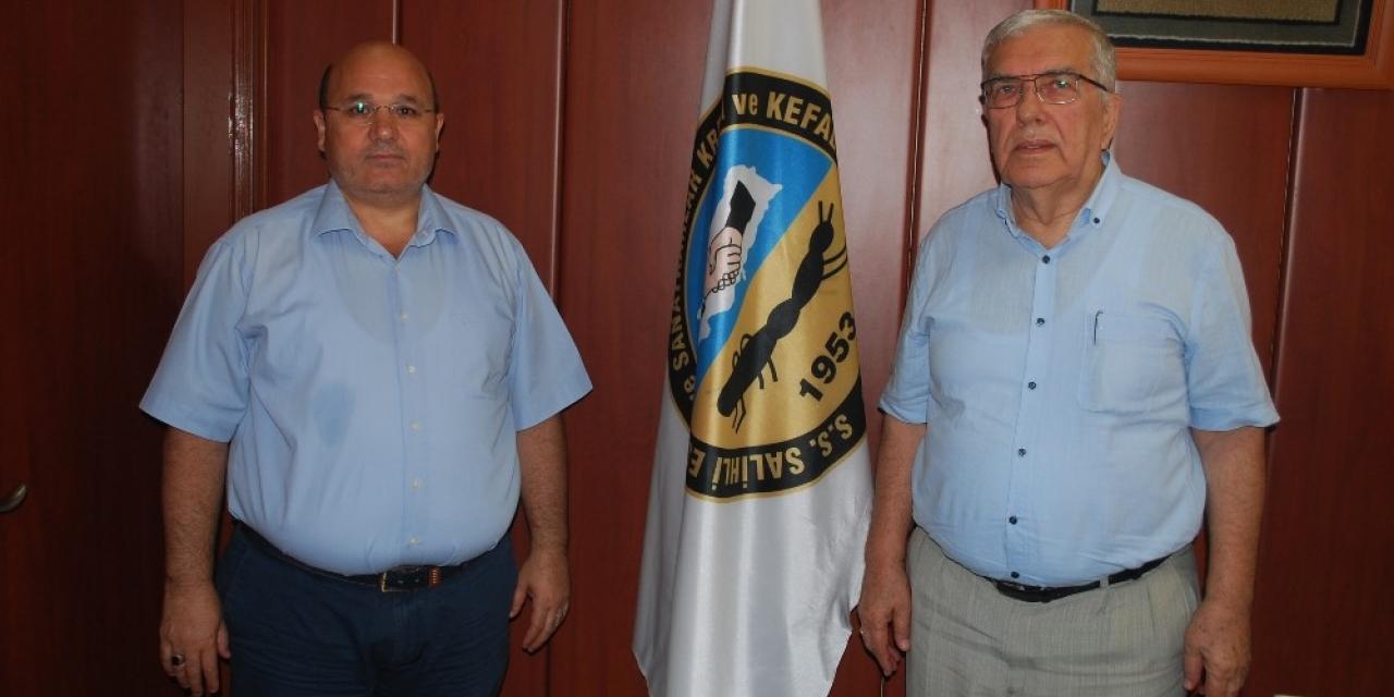 Salihli'de esnaf ve sanatkara 20 milyon lira kredi