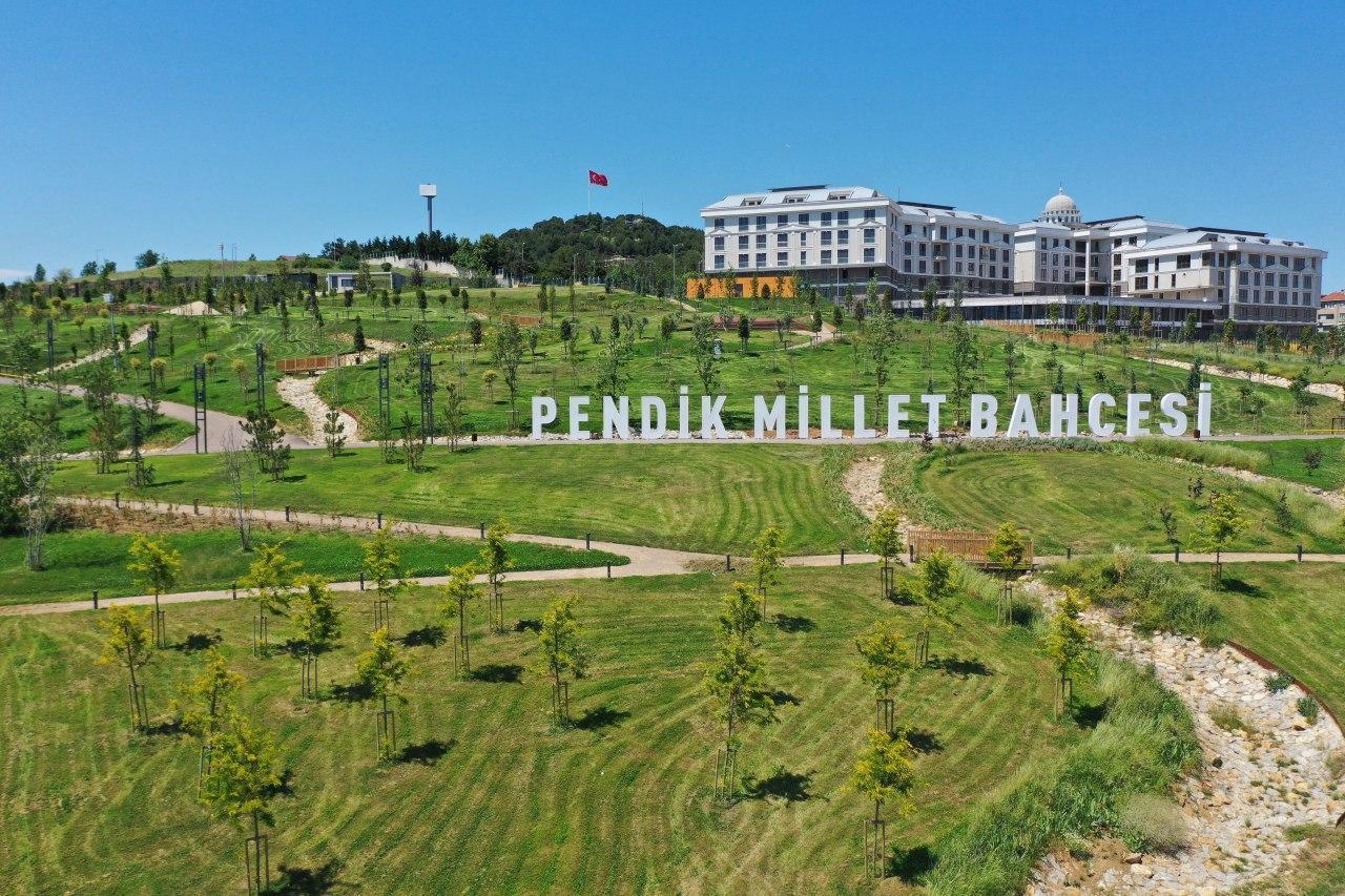 İstanbul'da iki yeni Millet Bahçesi 5 Haziran Dünya Çevre Günü'nde hizmete açılıyor!
