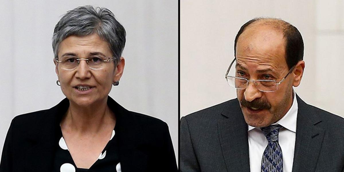 Vekillikleri düşürülen 2 HDP'li gözaltına alındı