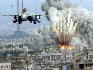 Suudi Arabistan DAEŞ'i vurdu