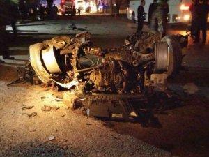 Ankara'da bombalı saldırıda kullanılan araç çalıntı çıktı