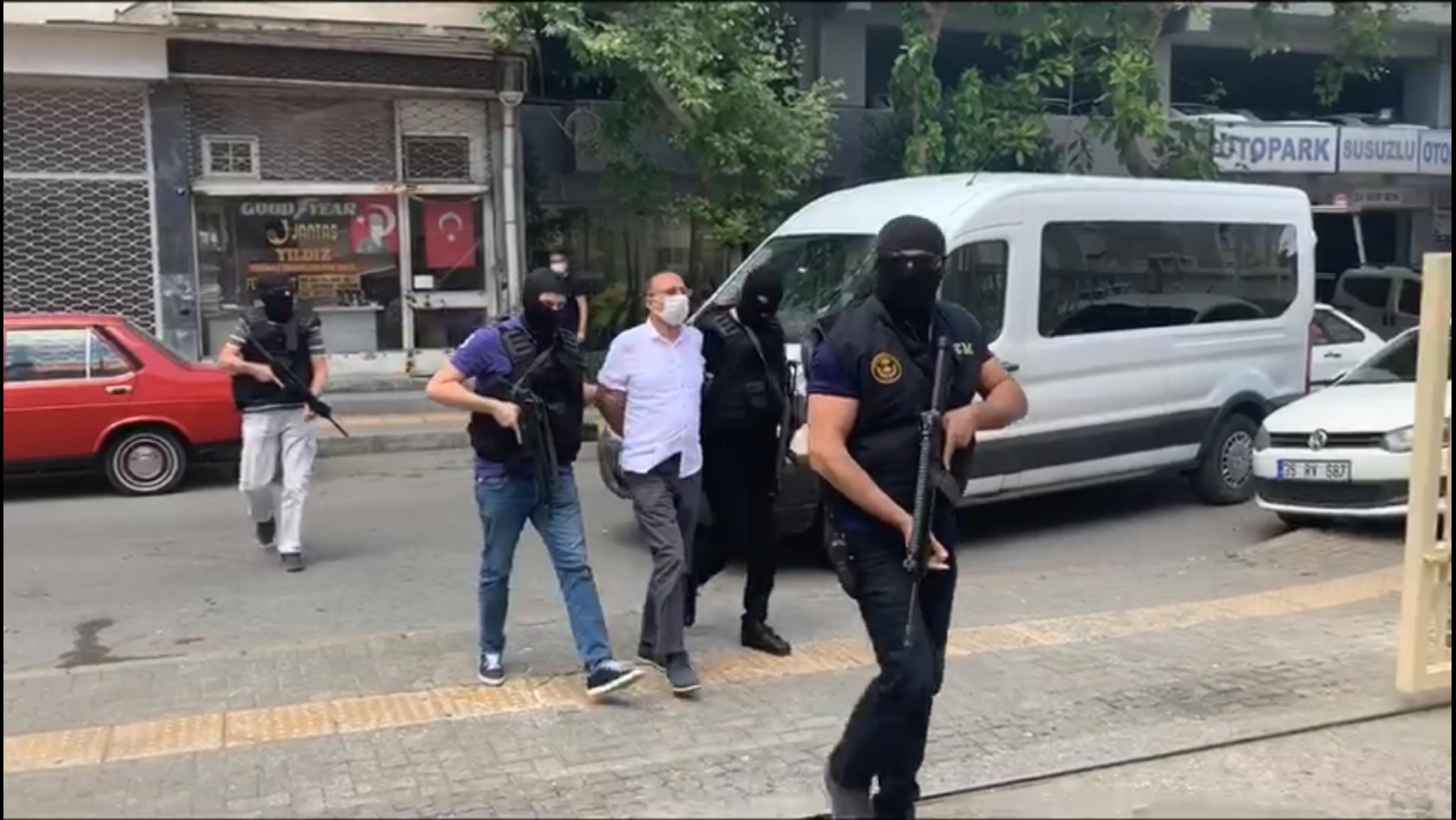 DHKP/C'nin kasası İzmir'de yakalandı