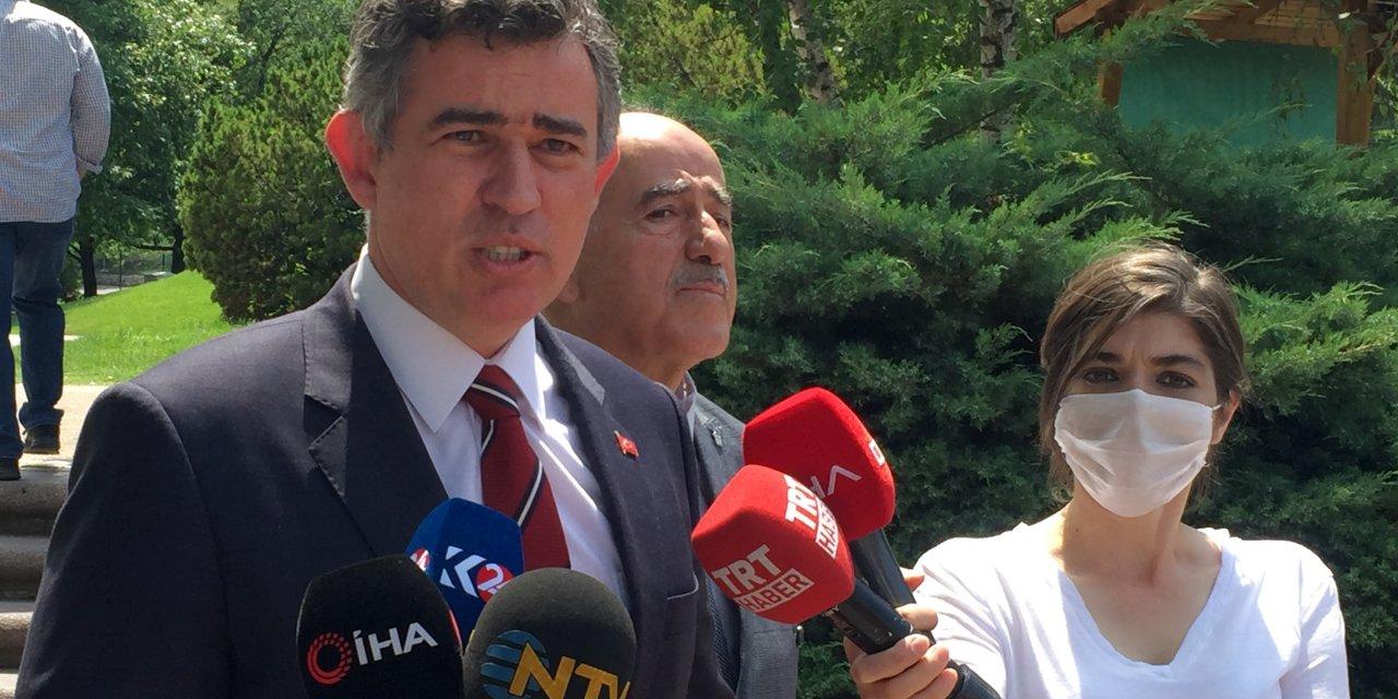 TBB Başkanı Feyzioğlu'ndan baro başkanlarının yürüyüşüne ilişkin açıklama: