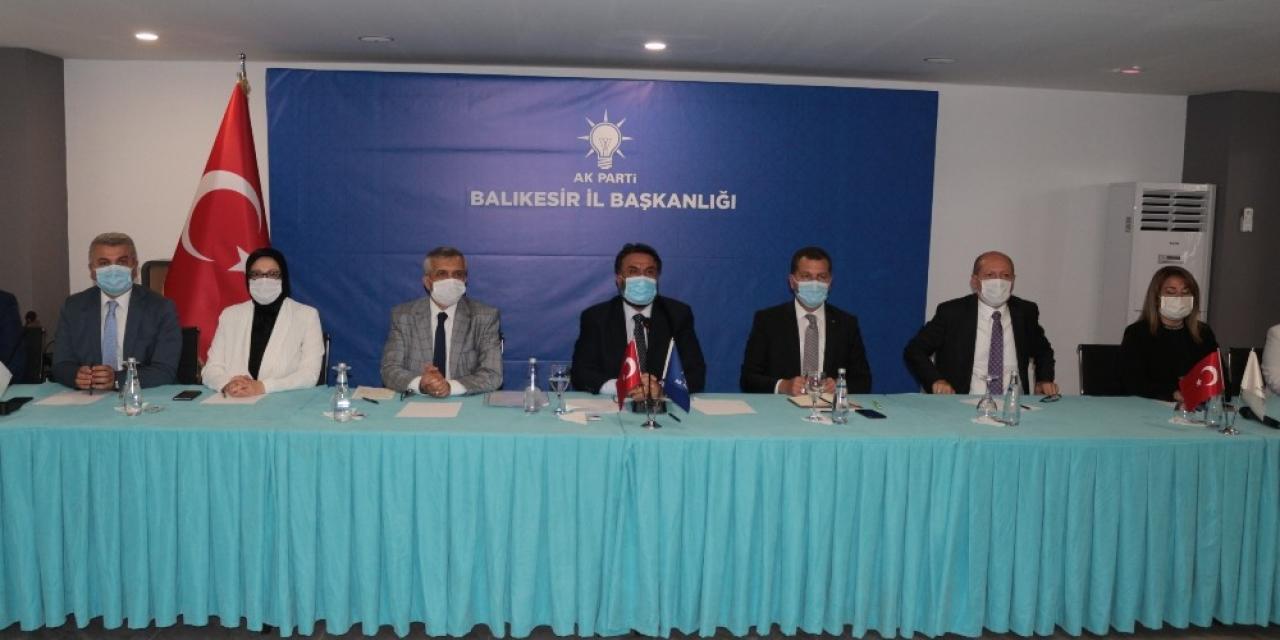 AK Parti Balıkesir İl Başkanı Ekrem Başaran'dan yeni oluşum değerlendirmesi