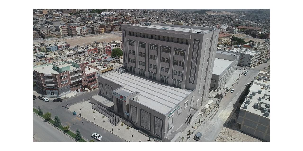 Belediyenin yaptığı bina hastaneye dönüştürülecek