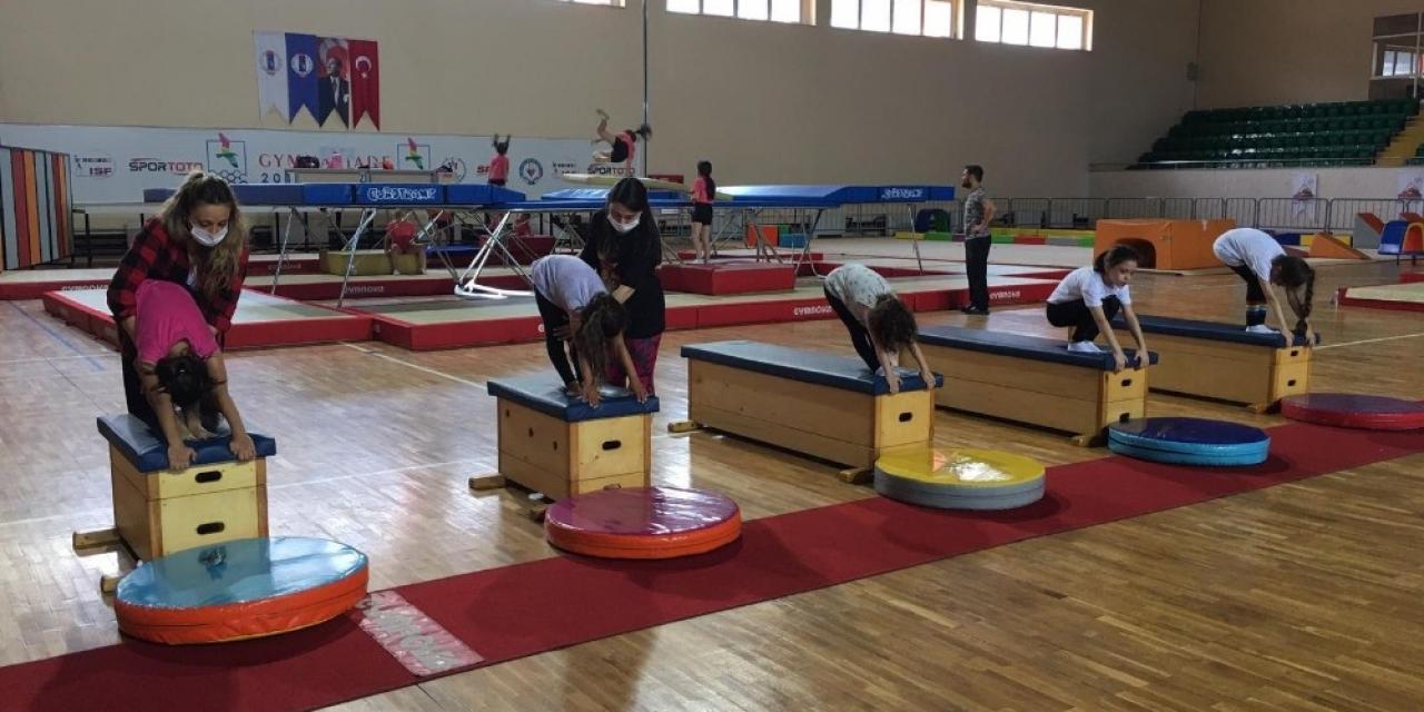 Korona virüs salgını sürecinde spor tesislerinde öncelik hijyen ve sporcu sağlığı