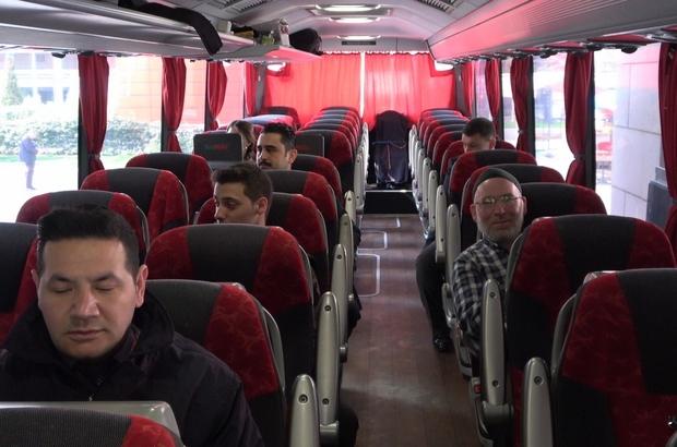 Otobüs yolculuklarına yeni düzenleme geldi! Sıcak ikram devri kapandı!
