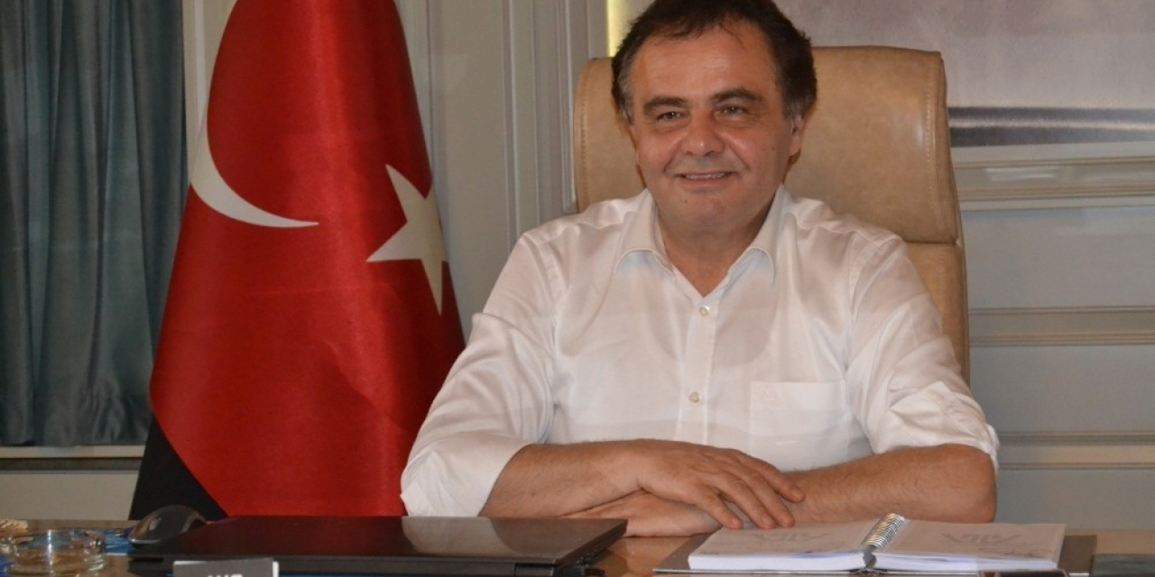 """Belediye Başkanı Şahin,""""Kimsenin orada söz söylemeye hakkı yoktur"""""""