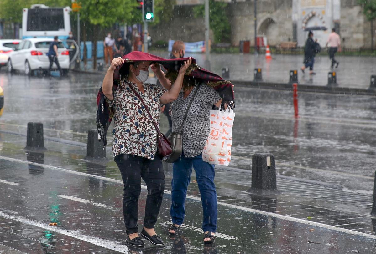 Meteoroloji'den o illerimiz için kuvvetli yağış uyarısı