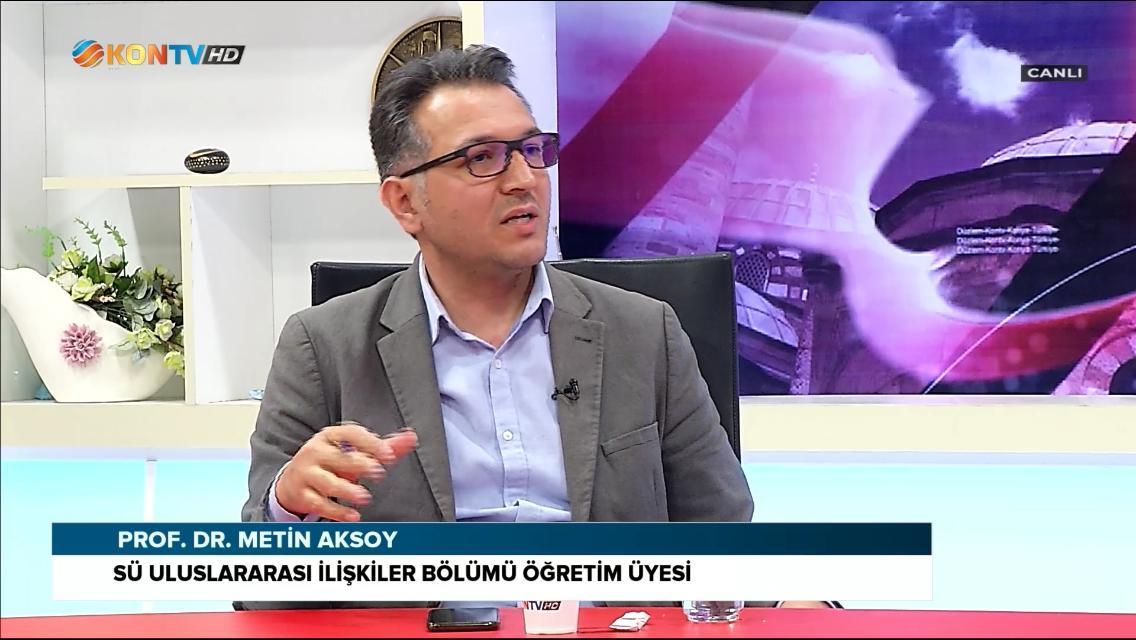 Selçuk Üniversitesi yeni Rektörü Metin Aksoy kimdir? Nereli? Kaç yaşında?