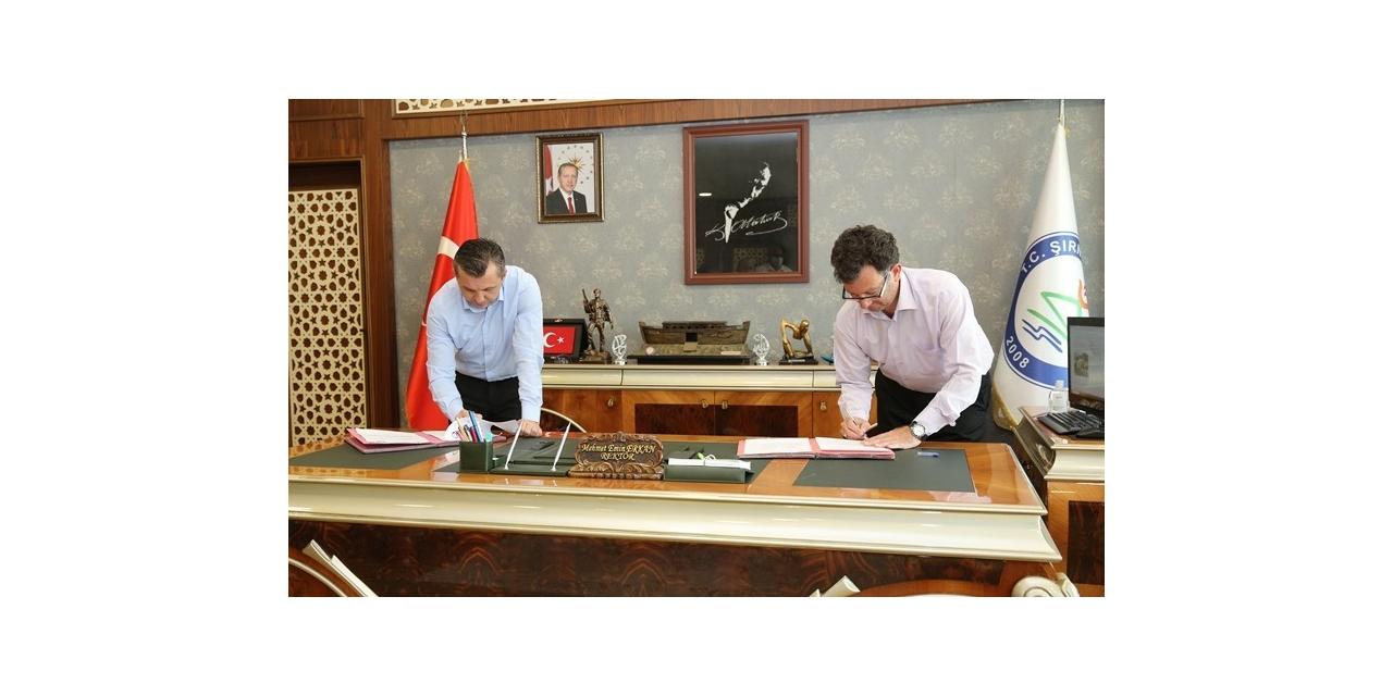 Şırnak Üniversitesi ile Uludere Kaymakamlığı 354 kişiyi iş sahibi yapacak