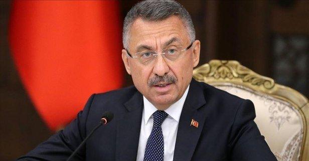 Fuat Oktay: Libya'da  oynanmaya çalışılan oyunlar, tuzaklar bozulmuştur