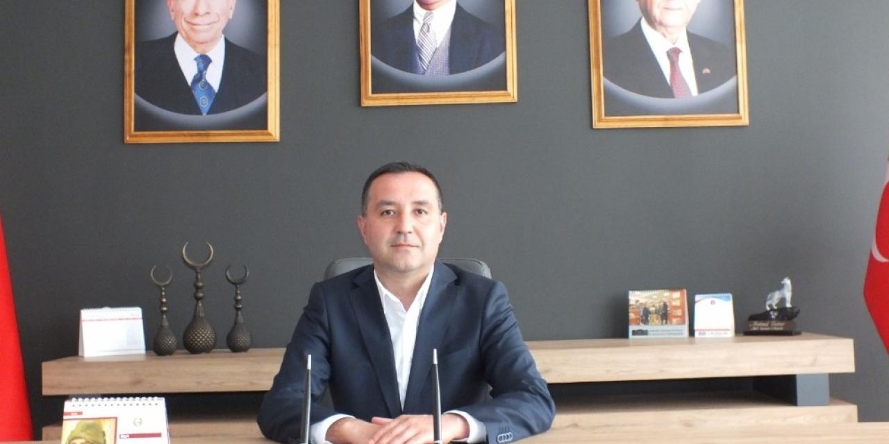 """MHP İl Başkanı Ünüvar: """"Karaman'da devamlı suça karışan 300 kişilik bir kesim var"""""""